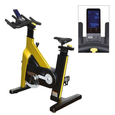 Technogym Group Cycle Connect yellow gebruikt