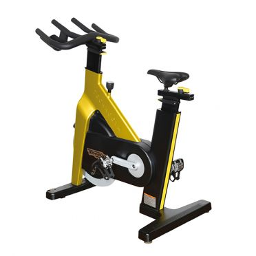 Technogym Group Cycle yellow gebruikt
