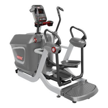 Star Trac 8VS versastrider crosstrainer demo