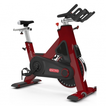 Star Trac spinningbike Studio 7 Candy Apple Red