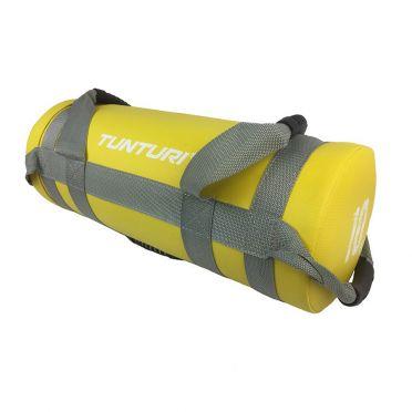 Tunturi Strengthbag 10kg geel