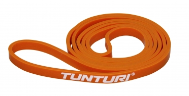 Tunturi Power band extra licht oranje