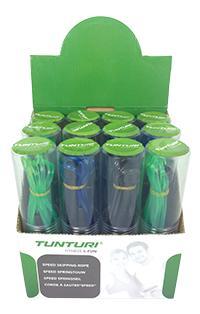 Tunturi Speed Springtouw 12 stuks 14TUSFU158