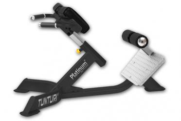 Tunturi Platinum Collection 45 graden Back Extension rugtrainer