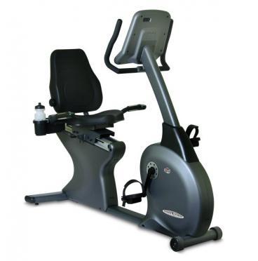 Vision Fitness ligfiets recumbent R2750 HRT