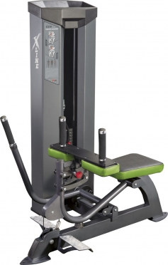 X-Line calf machine sitting position XR110