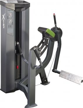 X-Line gluteus machine (radial) XR131