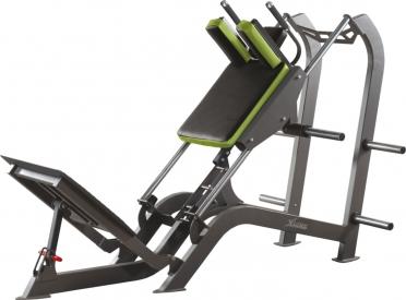 X-Line hack squat XR203 gebruikt