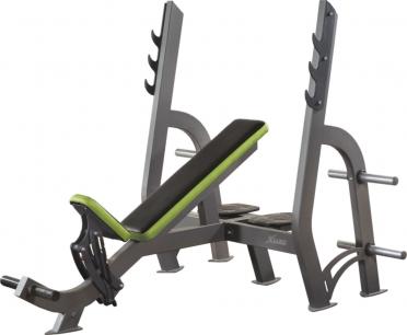 X-Line incline press bench XR305
