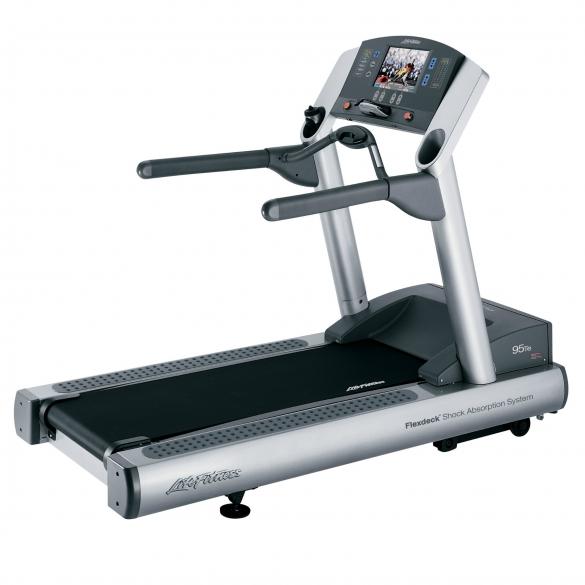 Life Fitness loopband 95Te gebruikt  BBLFTR95TE