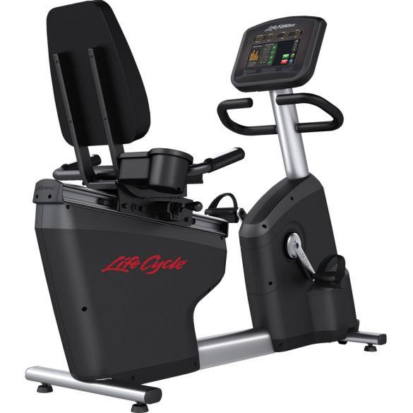 Life Fitness professionele ligfiets Activate Series recumbent bike  PH-OSR-0601-01