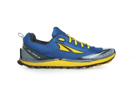 Altra Superior 2 Trail Hardloopschoenen blauw geel heren  00622903
