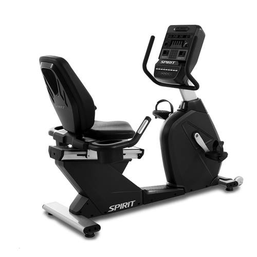 Spirit Ligfiets professioneel CR900LED recumbent bike  CR900LED