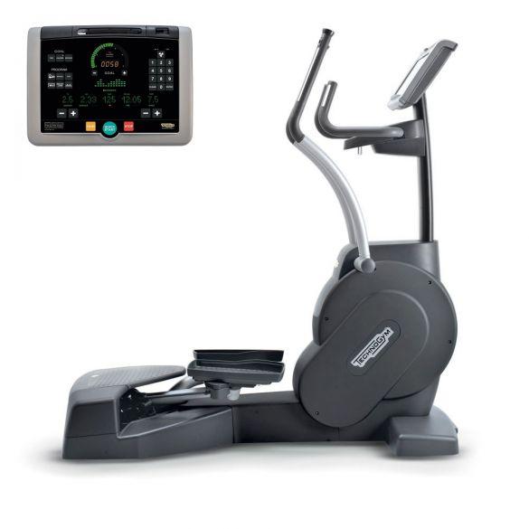 TechnoGym lateral trainer Crossover Excite+ 700i zwart gebruikt  BBTGCE700IZW