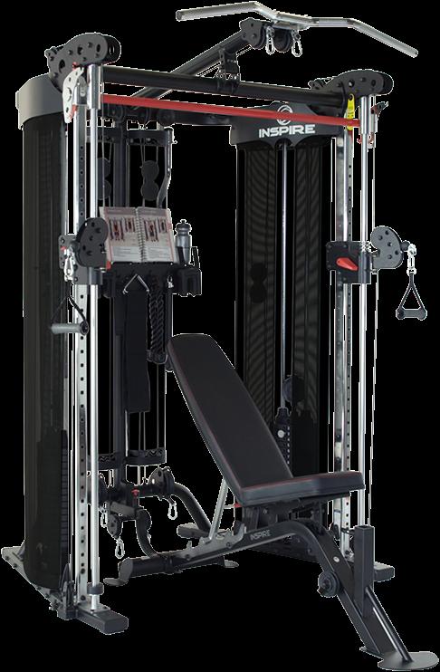Finnlo Maximum Inspire Functional Trainer FT2 zwart  3638