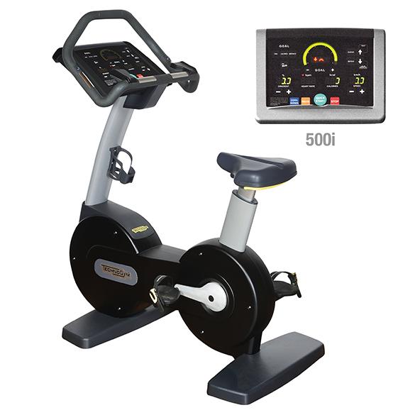 Technogym hometrainer Bike Excite+ 500i zwart gebruikt  BBTGNBE500IZW