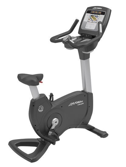 Life Fitness hometrainer 95C Inspire gebruikt  BBLFBI95CIN