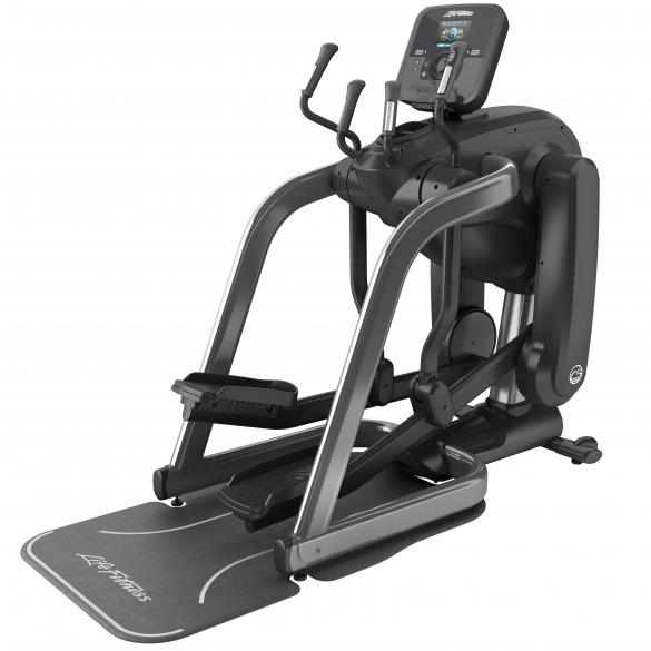 Life Fitness Platinum Club Series Flexstrider Explore Titanium Storm  PH-PCSFX-XWXXX-2101CTS