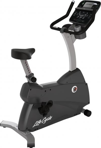 Life Fitness hometrainer LifeCycle C3 Track Connect gebruikt  LFHTC3TRCO-GBRKT