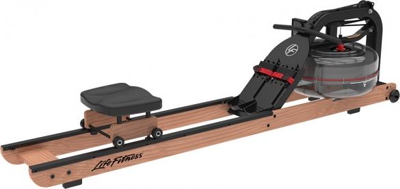 Life Fitness roeitrainer Row HX gebruikt  LFROWHXGEBRUIKT