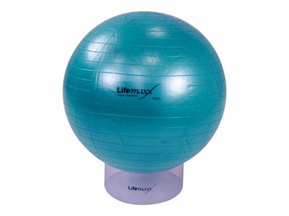 Lifemaxx Gymbal groen 75 cm LMX 1100.75  LMX 1100.75groen