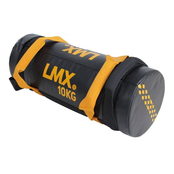 Lifemaxx Challenge Bag 10KG oranje  LMX1550.10