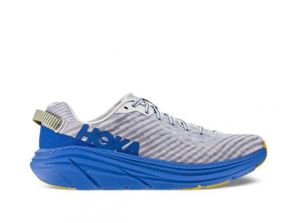 Hoka One One Rincon hardloopschoenen blauw/grijs heren  1102874-OMNB