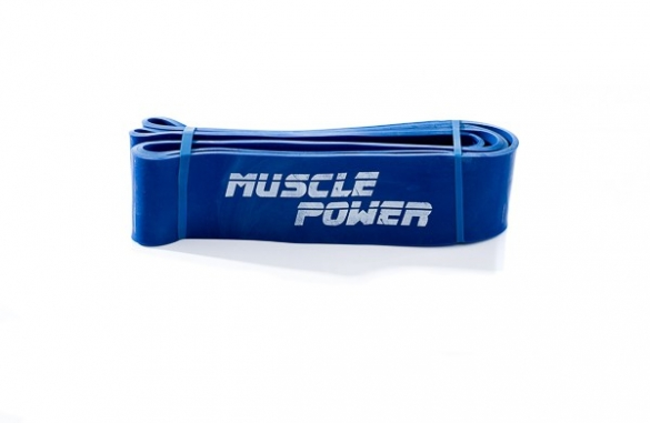 Muscle Power Extra Heavy Power Band MP1401-Blauw  MP1401-Blauw