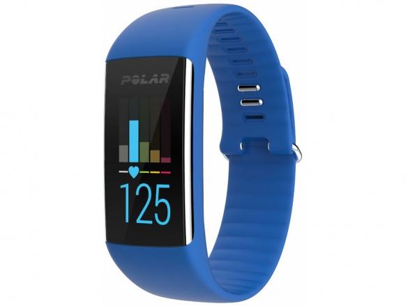 Polar A360 fitness tracker blauw  90057447