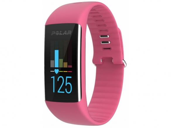 Polar A360 fitness tracker roze  90057442