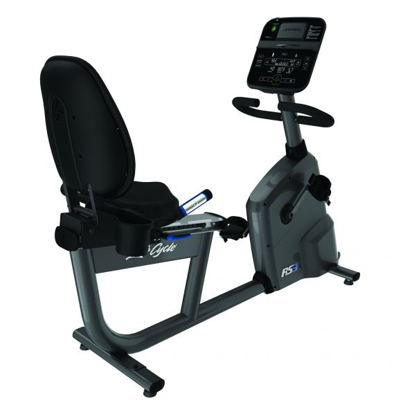 Life Fitness ligfiets RS3 recumbent Track Connect  LFRS3TRCKCONNECT