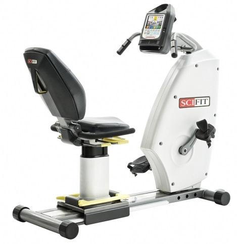 SciFit medische ligfiets ISO7000R bi directional standaard zitting  ISO7013R‐INT