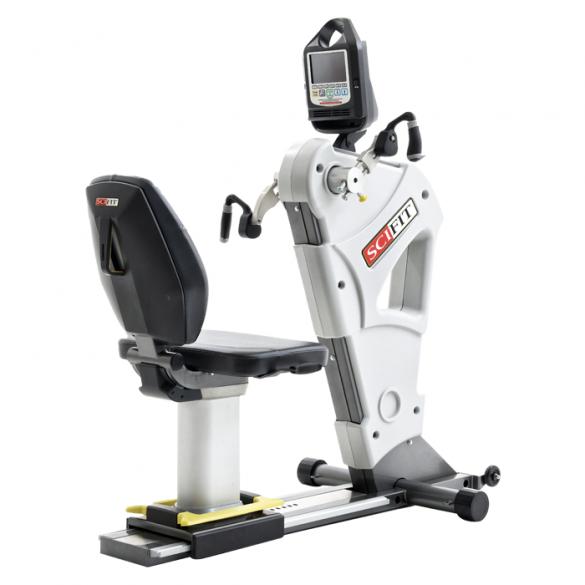 SciFit medische armfiets PRO1000 seated upper body premium zitting  PRO1037-INT