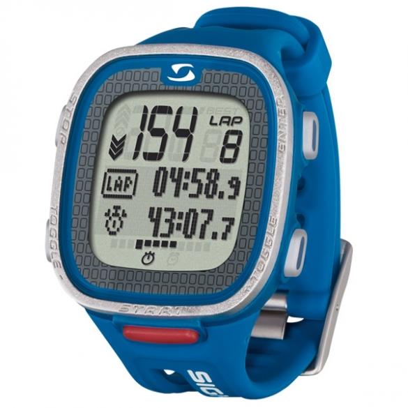 Sigma PC 26.14 hartslagmeter blauw  THV041089