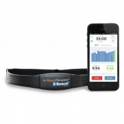 Flow Fitness hartslagband Bluetooth 4.0