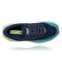 Hoka One One Torrent 2 hardloopschoenen zwart/blauw dames  1110497-BICS